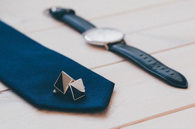 5 tipos de corbatas